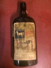 Terrific Old White Horse Cellar Blended Scotch Whiskey Original Bottle Scotland