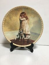 Royal Doulton The Original In Disgrace Collector Plate 1991
