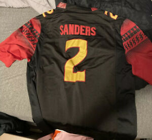 Deion Sanders Black Nike Florida State Jersey (Great Condition)