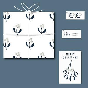 Mistletoe - Card, Tag & Wrap Stencil Set - Create your own stationery - 11032SET