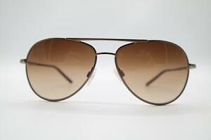 Marc O Polo O7004 Bronce Granate Ovalada Gafas de Sol Sunglasses Gafas Nuevo