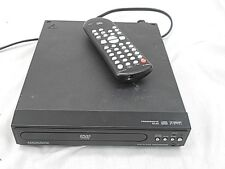 Magnavox DP100MW8B DVD Player, With Remote