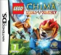 Lego Legends of Chima: Laval's Journey (Nintendo DS) NEW & Sealed