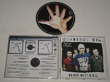 MIDNIGHT OIL/20.000 WATT AIGUILLE(COLUMBIA/488866 2)CD ALBUM