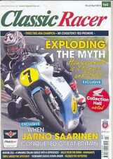 CLASSIC RACER No.160 M/Apr 2013(NEW COPY)*Post included to UK/Europe/USA/Canada