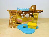 Sylvanian Families Adventure Treasure Pirate Ship Accessories