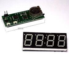 """DS1302 4bit 0.56"""" módulo de reloj de tubo de Reloj Electrónico Digital-Reino Unido"""