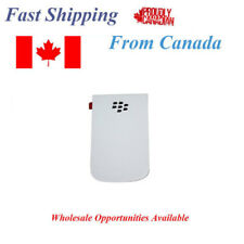 BlackBerry Bold 9900 Battery Cover Back White
