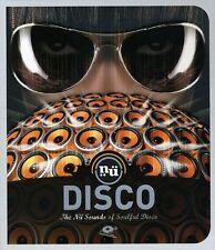 CD de musique disco album avec compilation