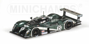 Minichamps 1:43 400031308 Bentley Speed 8 Le Mans 24 hrs 2003 - NEW