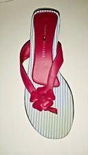 New Tommy Hilfiger Sandals 8 1/2B Pink Flower