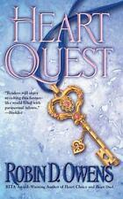 Heart Quest A Celta Series Novel: book 5 by Robin D. Owens 2006, Paperback