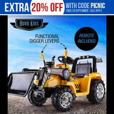 Tractor Electric Ride - On Toys