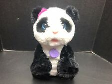 FurReal Friends Pom Pom My Baby Panda Interactive Plush Great