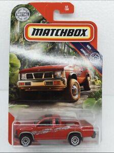 Matchbox NEW '95 Nissan Hardbody Pickup Truck - Q081