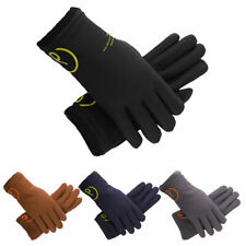 Cycling Gloves Full Finger Winter Windproof Waterproof Touchscreen Thermal Warm