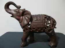 "Nice Looking 8 5/8"" Tall Decorative Elephant Figurine"
