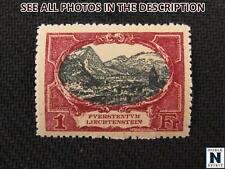 NobleSpirit No Reserve (TH2) Fantastic Liechtenstein No 69 MLH VF = $55 CV