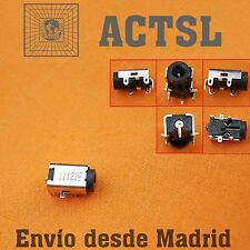 Conector DC Jack para Asus EeePc 1001HA R101D 1015T 1011PX 1015PX 1015PN 1215T