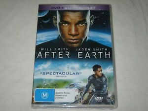 After Earth - Will Smith - Brand New & Sealed - Region 4 - DVD