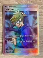 Pokemon - Unbroken Bonds SM10 - Molayne 212/214 NM Full Art English