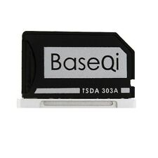 BASEQI Aluminum miniDrive : MicroSD Adapter for Macbook Pro Retina 13 (iSDA303A)
