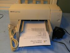 HP Deskjet 610CL Standard Inkjet Printer
