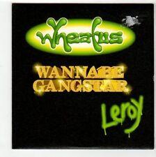 (FC508) Wheatus, Wannabe Gangstar / Leroy - 2001 DJ CD