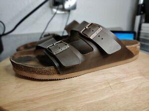 Birkenstock Sandals 45 (11-11.5 US) 290 M12 Made in Germany New Vibram Soles