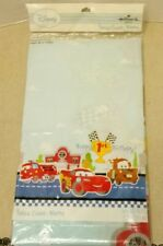 Disney Cars Baby's 1st Birthday Table Cover