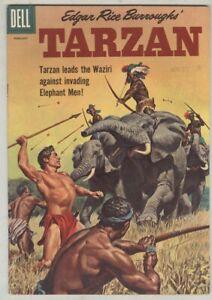 Tarzan #122 January 1961 FN-