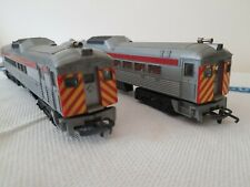 More details for tri-ang, triang r352/r232 budd rdc-2 transcontinental, pair, very good condition
