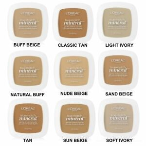 L'Oreal True Match Mineral Gentle Mineral Powder - Choose Your Shade - New