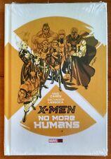 X-Men: No More Humans Hardcover (2014) Mike Carey,Salvador Larroca *NEW/SEALED*