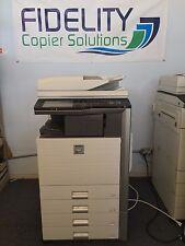 Sharp MX-4101N Multifunction Color Copier Print Scan Fax MX-5001 MX-3100