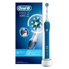 Oral-B Professional 2 2000N Brosse à Dents Électrique - Bleu (4869)