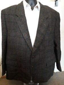 PAUL SMITH HARRIS TWEED Jacket / Blazer / coat UK 46R  Men's check , 2 button