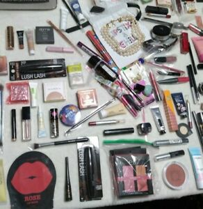 Brand New 20+ Skincare Makeup Mixed Sizes Travel Beauty Cosmetic High End Lots