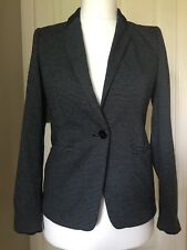 TU Ladies Fitted Jacket Navy Mix, Size 10