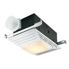 Broan Heater Bath Fan Light Combination Bathroom Ceiling Ventilation Exhaust