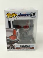 Funko Pop! Avengers Endgame Ant-Man Bobble Vinyl Figure New 455 Original Suit