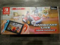 NEW Mario Kart Live Home Circuit Mario Set Edition (Nintendo Switch) FREE SHIP