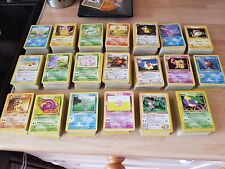 Pokemon Card Bundle X 10 Cards All Old Vintage Retro WOTC Cards