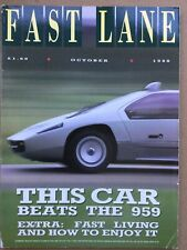 Fast Lane Monthly Cars, 1980s Transportation Magazines for sale | eBay