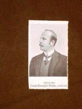 Deputato nel 1909 Costa Zenoglio Rolan di Chiavari e Spirito Beniamino Campagna
