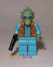 Lego Greedo Minifigure CUSTOM for Star Wars NEW cus247