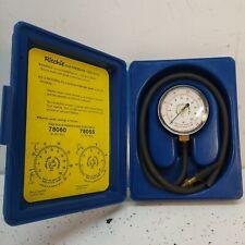 Ritchie Yellow Jacket 78060 Wc Gas Pressure Test Kit Read Description