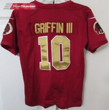 NFL Washington Redskins Nike 80th Anniv Robert Griffin III RG3 Jersey Youth Med