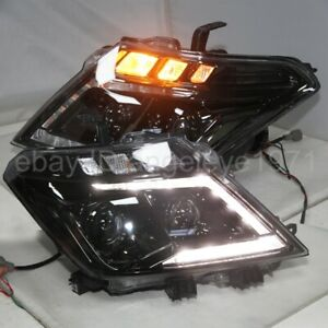 2010-2014 Year For Patrol Infiniti QX56 LED Strip Headlights LF