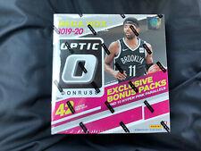 2019-20 Panini Donruss Optic Basketball Mega Box hyper pink factory sealed